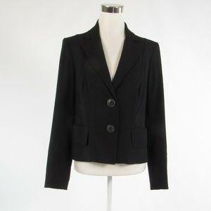 Magaschoni black long sleeve jacket 10